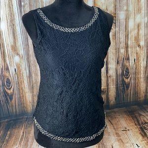 🔴5/$25🔴 BKE lace Blouse